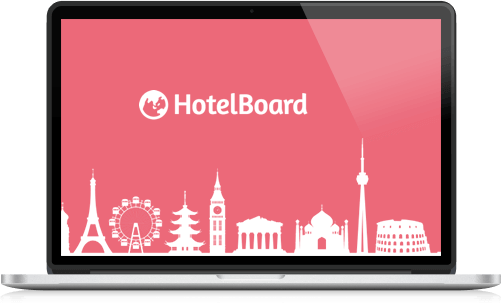get started with hotel booking