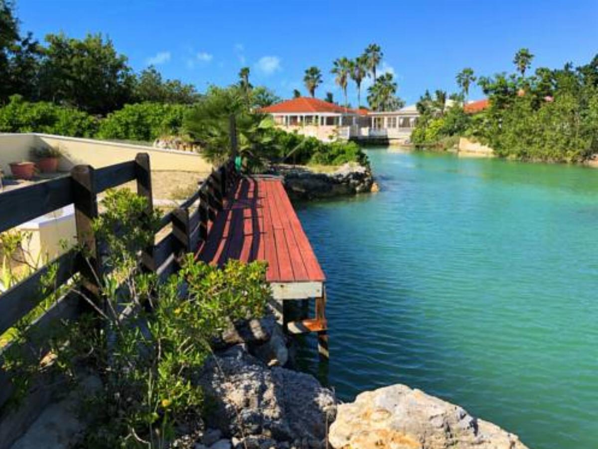Waterfront Villa