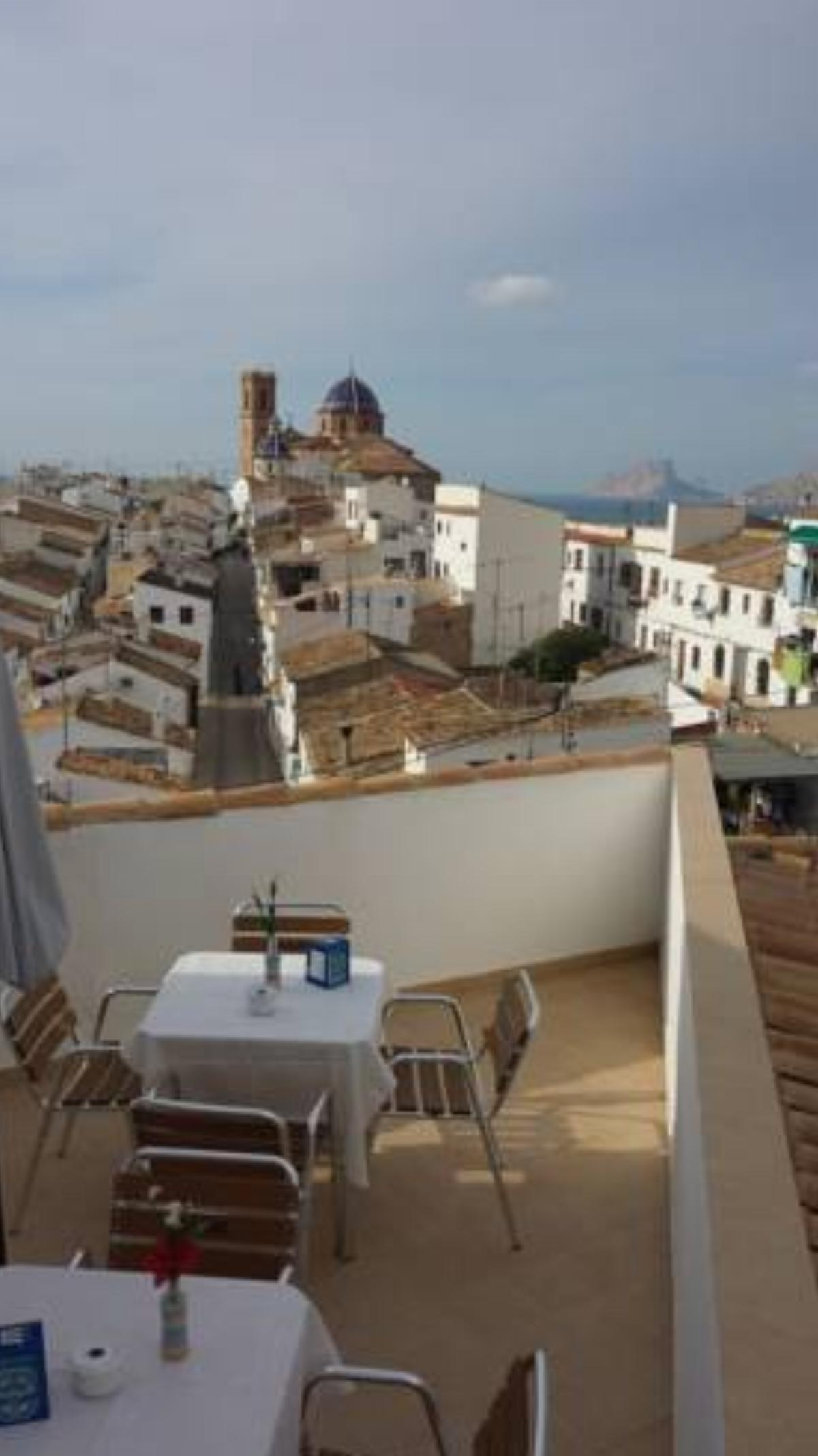 Hostal Fornet Altea