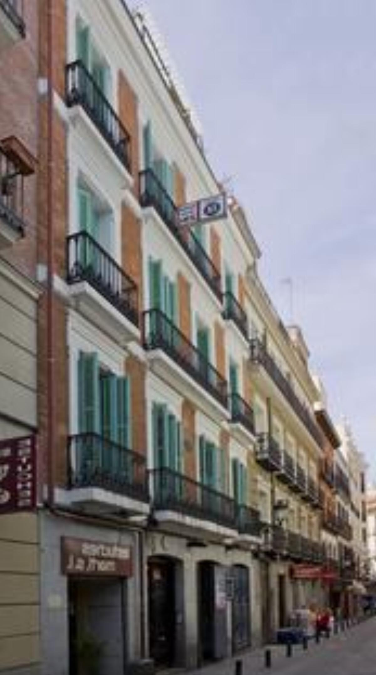 12 Rooms Hotel Madrid Spain