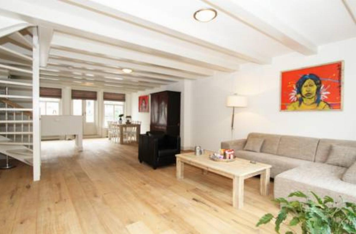 162 Spacious and bright 100 m2 Jordaan apartment *Non Smokin Hotel Amsterdam Netherlands