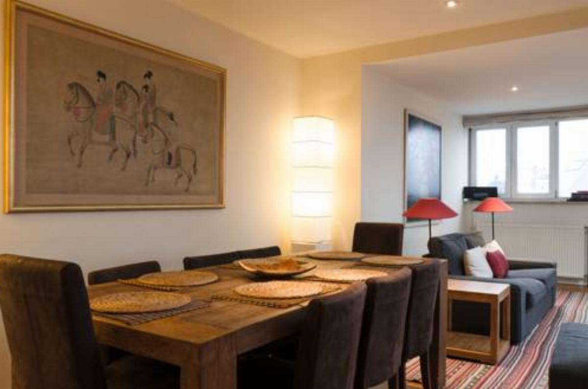 3 Bedroom Penthouse Hotel Brussels Belgium