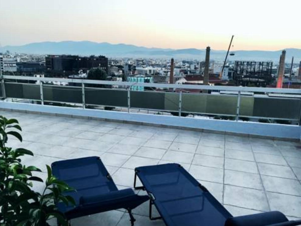 360 by Mc Queen Hotel Athens Greece