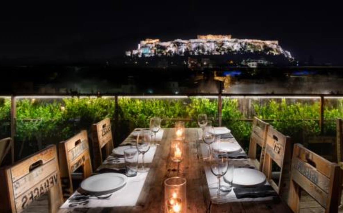 360 Degrees Hotel Athens Greece