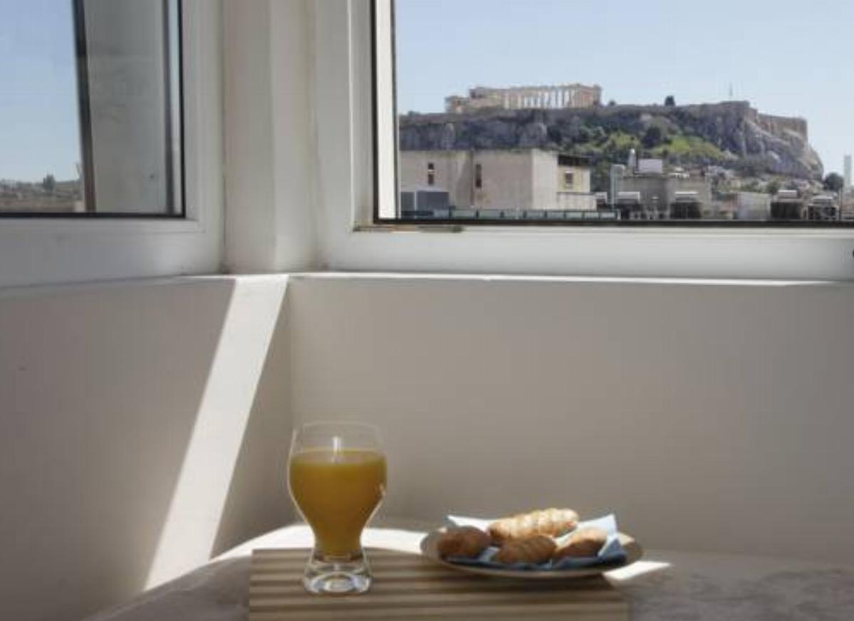 360 View Acropolis Penthouse Hotel Athens Greece
