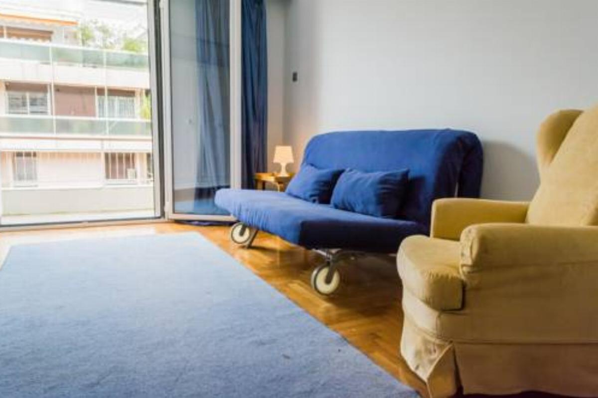 3Bedroom Apartment next to Panormou Metro Station Hotel Athens Greece