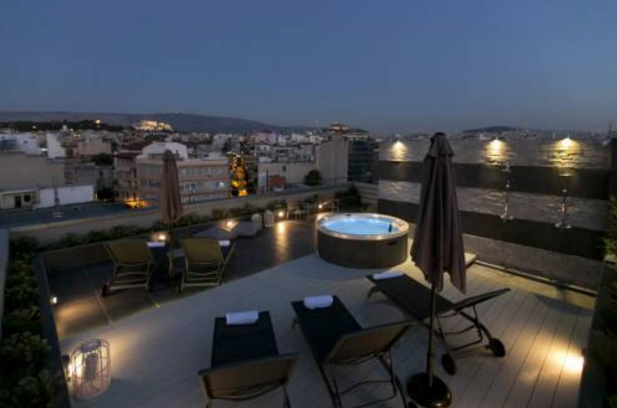 47 Luxury Suites Hotel Athens Greece