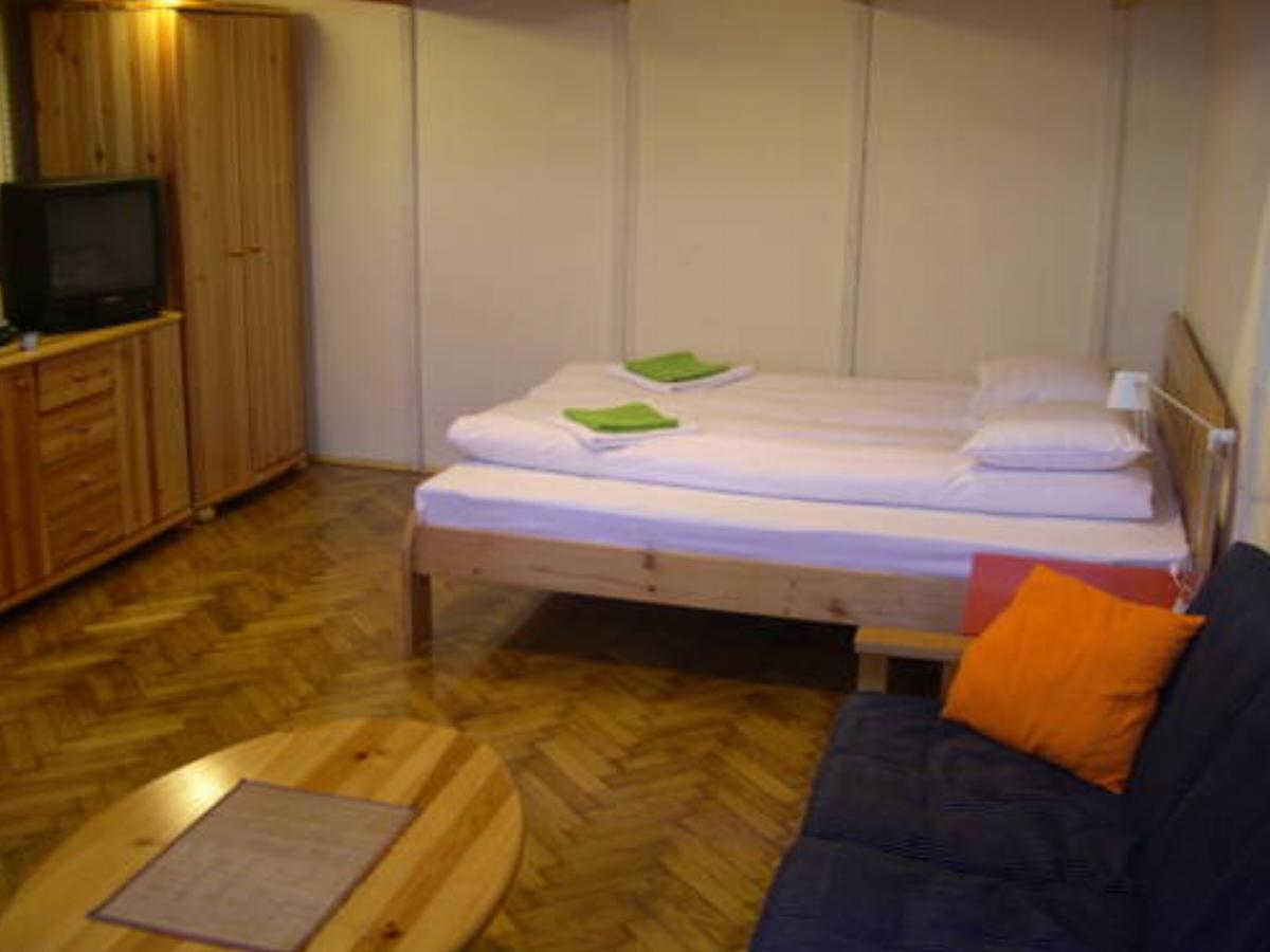 4YOU Citycenter Apartments Hotel Budapest Hungary