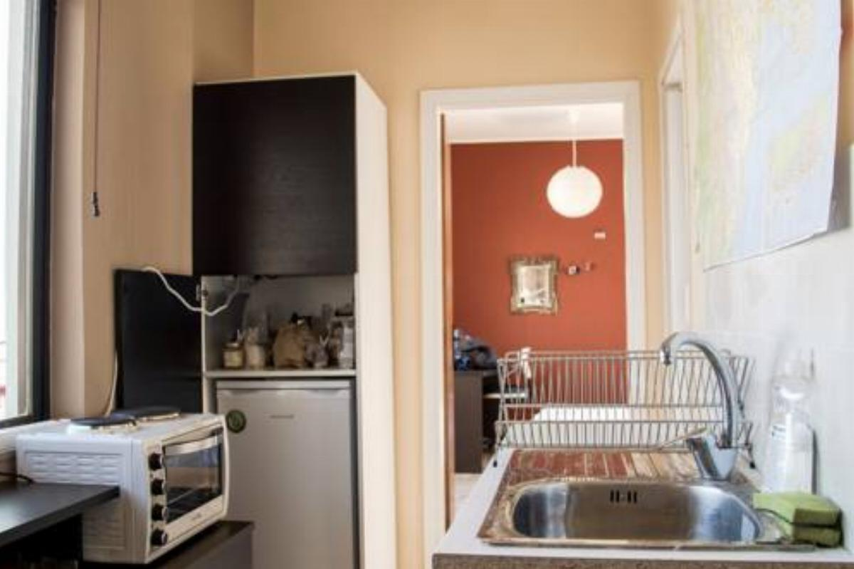5th floor apartment with urban view Hotel Athens Greece