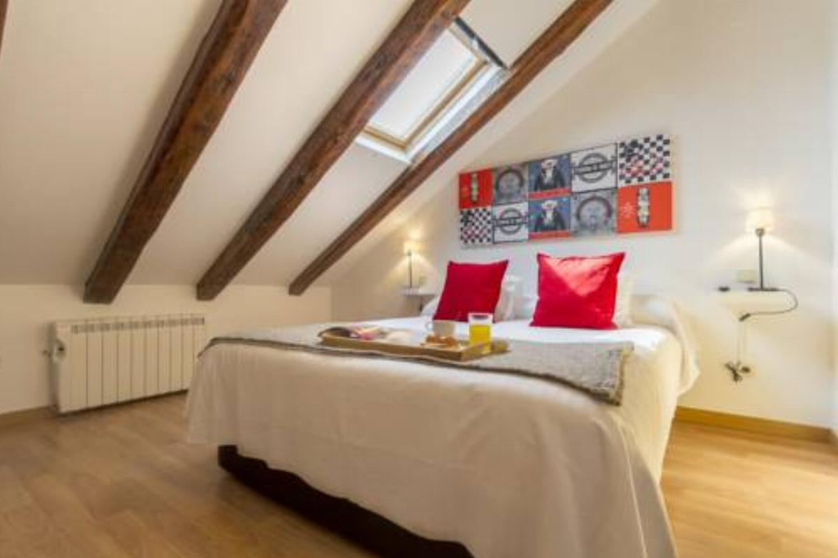 7rooms7 Plaza Mayor Apartments Hotel Madrid Spain