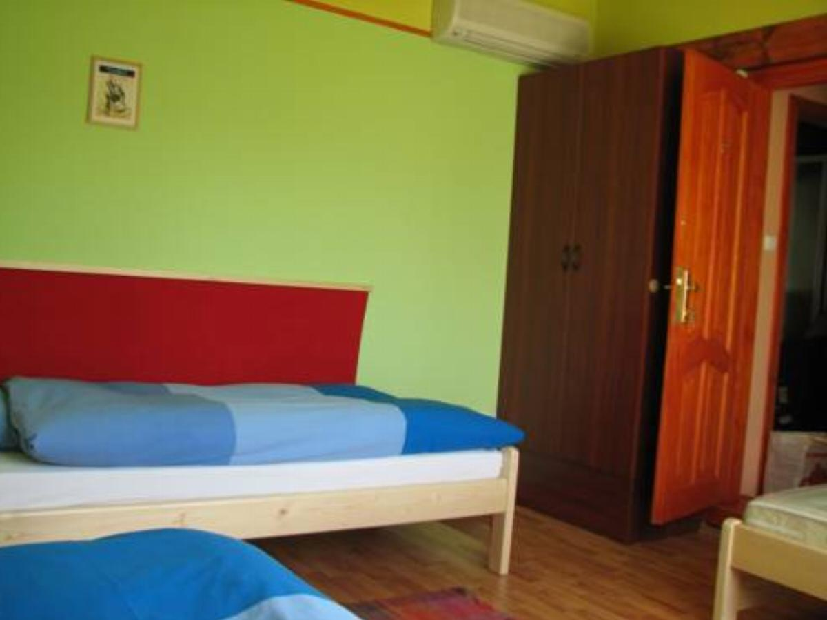 7x24 Central Hostel Hotel Budapest Hungary