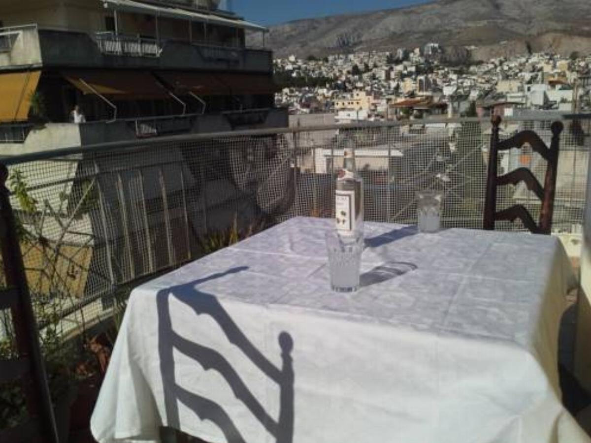 80 sq.m. luxurious penthouse in Athens Hotel Athens Greece
