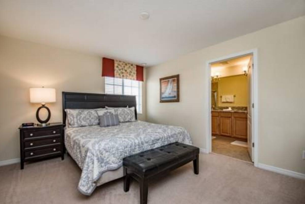8965 Paradise Palms Resort 5 Bedroom Townhouse Hotel Overview