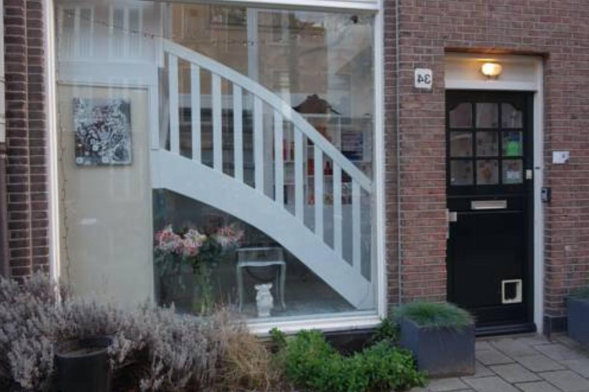 A Bed & Breakfast Flynt Hotel Amsterdam Netherlands