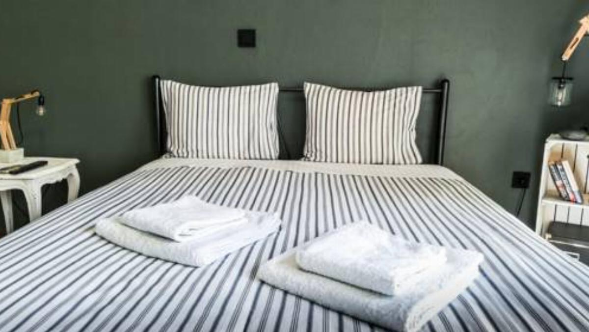 A Pleasant Minimal Apartment Hotel Athens Greece