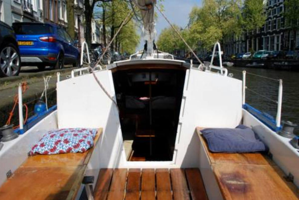 A romantic boat adventure Hotel Amsterdam Netherlands