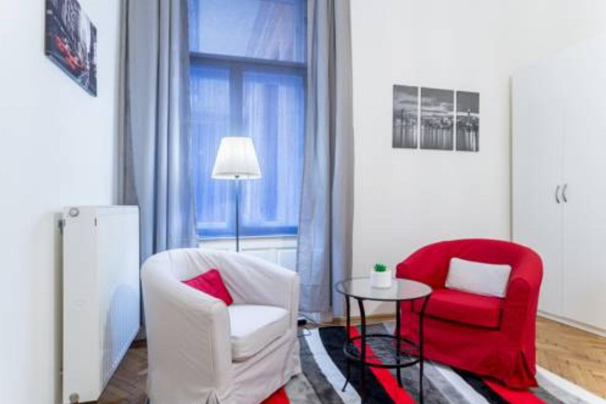A18 Downtown Apartment Hotel Budapest Hungary