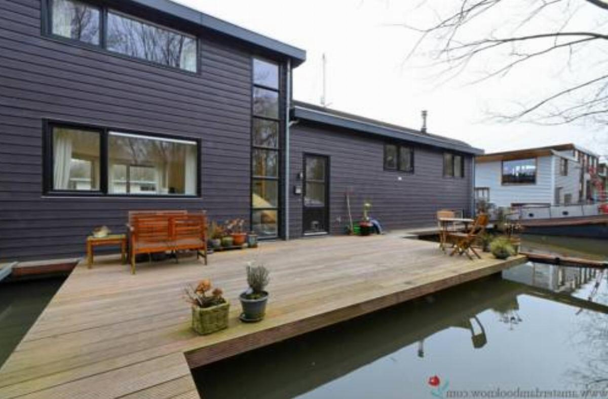 A200 Nieuwendammerkade V - B&B on a Houseboat Hotel Amsterdam Netherlands