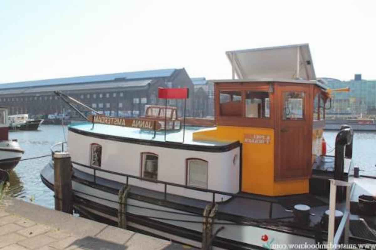 A351 Bed & Breakfast Studio on a Houseboat Hotel Amsterdam Netherlands
