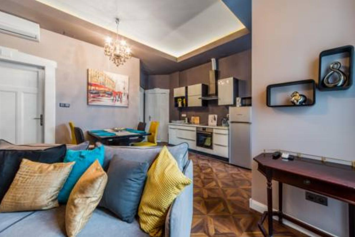 A43 Apartment Hotel Budapest Hungary