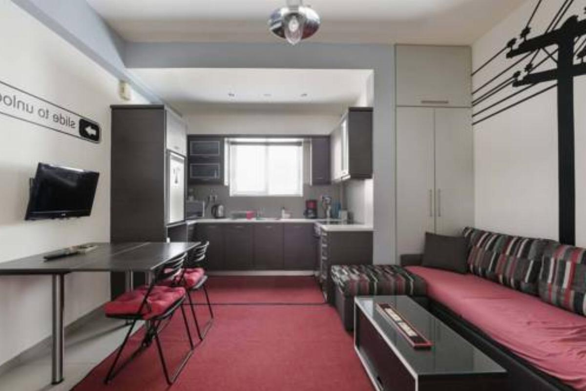 Absolute V Apartment Hotel Athens Greece
