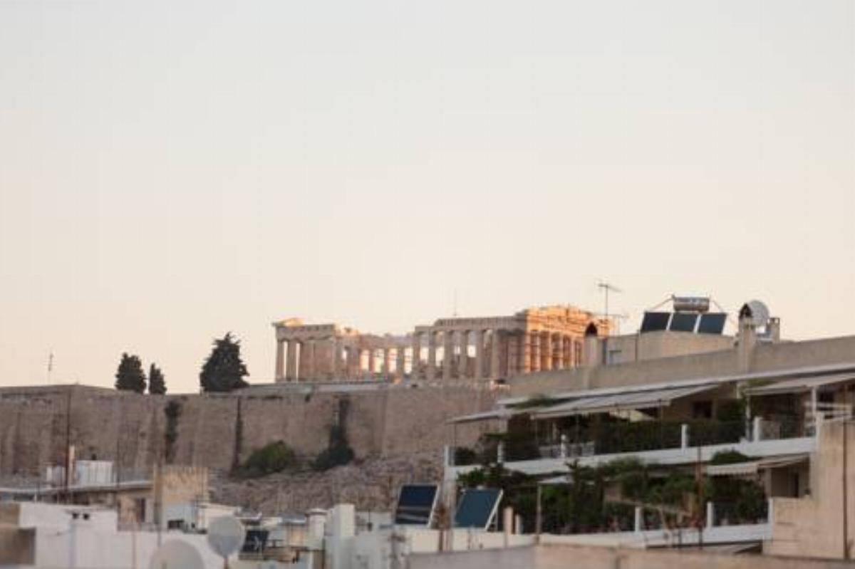 Acropolis at your fingertips Hotel Athens Greece