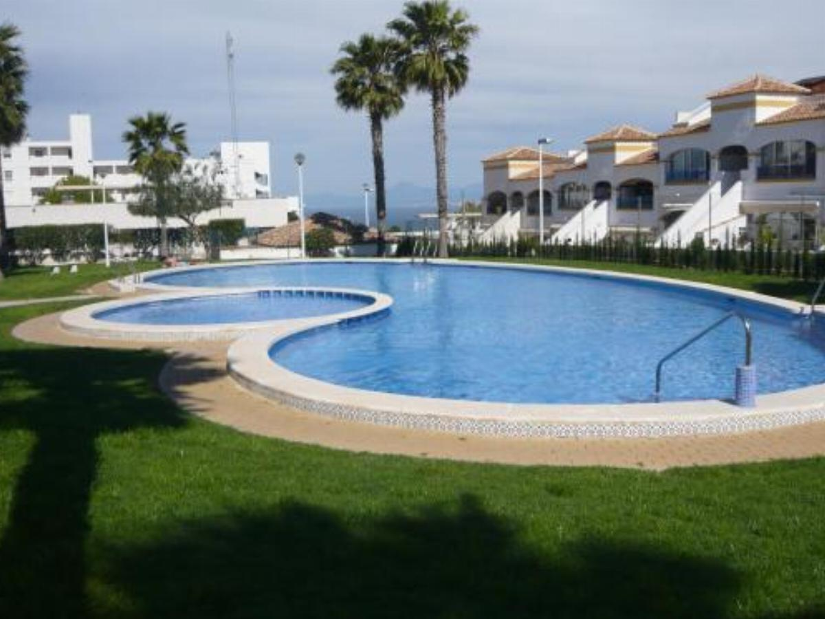 Altomar Apartment Hotel Santa Pola Spain