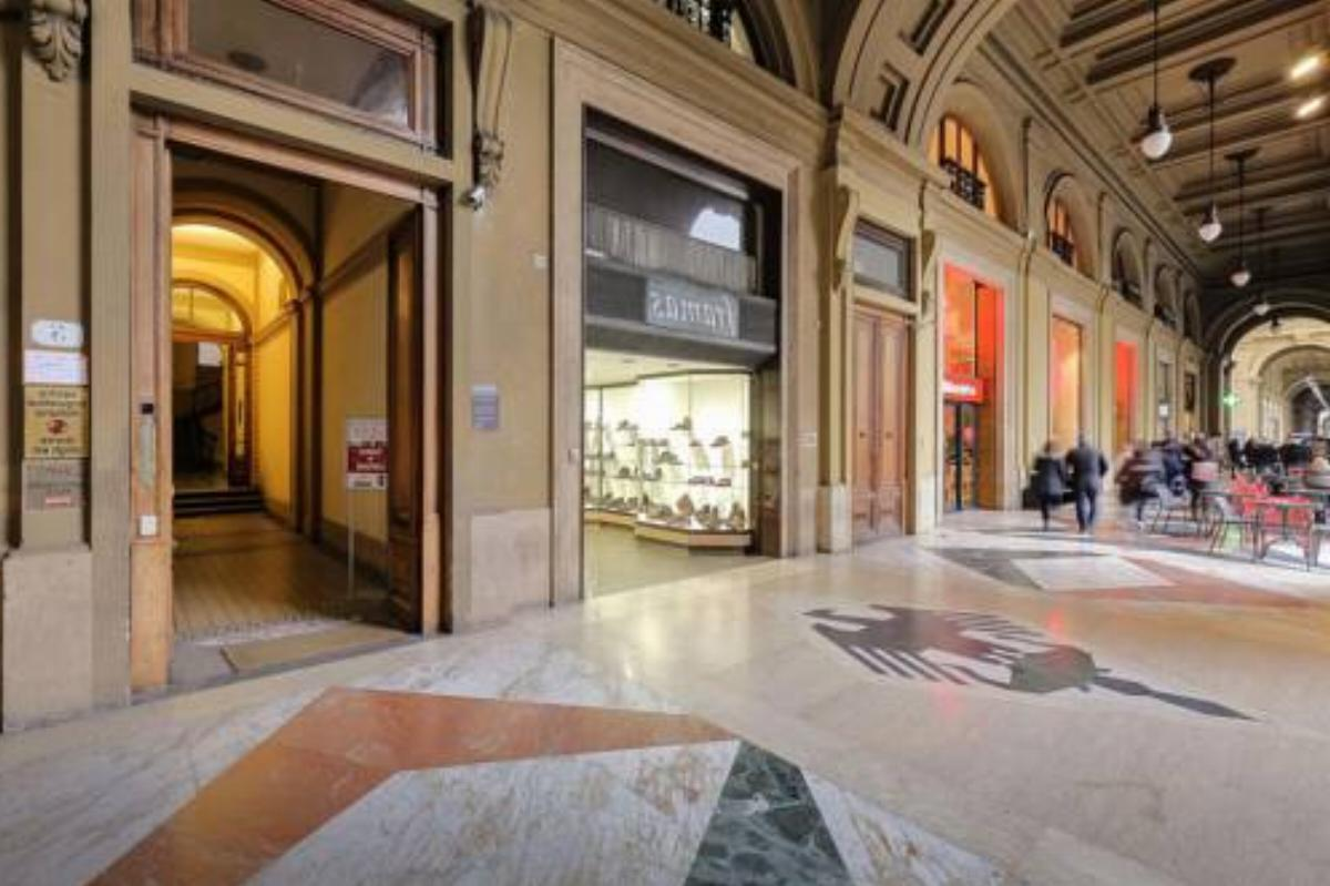 Antico Canto del Centro Hotel, Florence, Italy - overview
