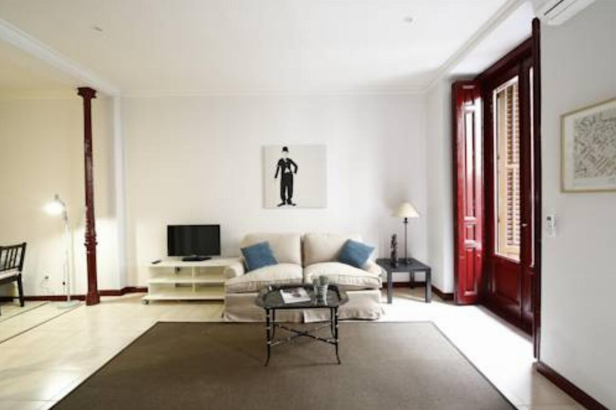 Apartamento Madrid To Let Santa Ana Hotel Madrid Spain