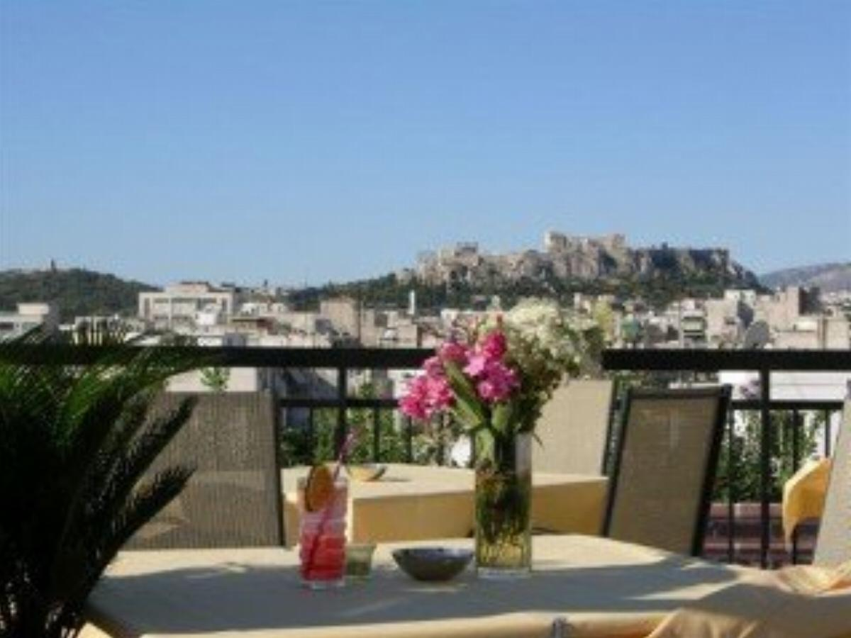 Apollo Hotel Hotel Athens Greece