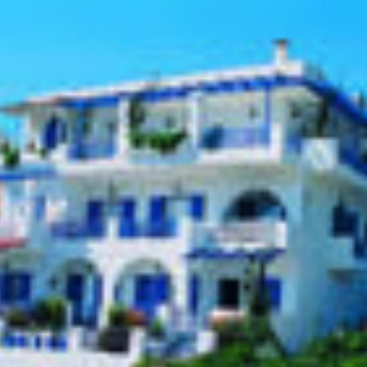Askeli Palace Hotel Saronic Islands Greece