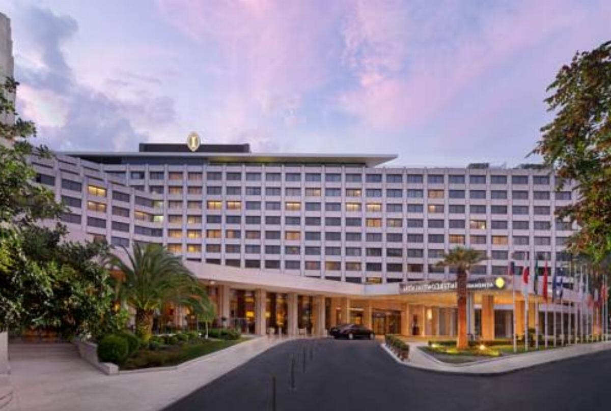 Athenaeum Intercontinental Hotel Athens Greece