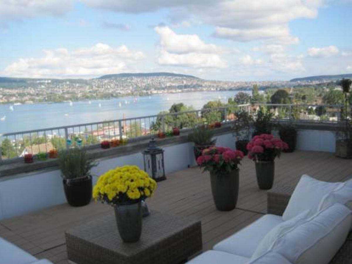 B&B Bellevue Terrace Hotel Zürich Switzerland