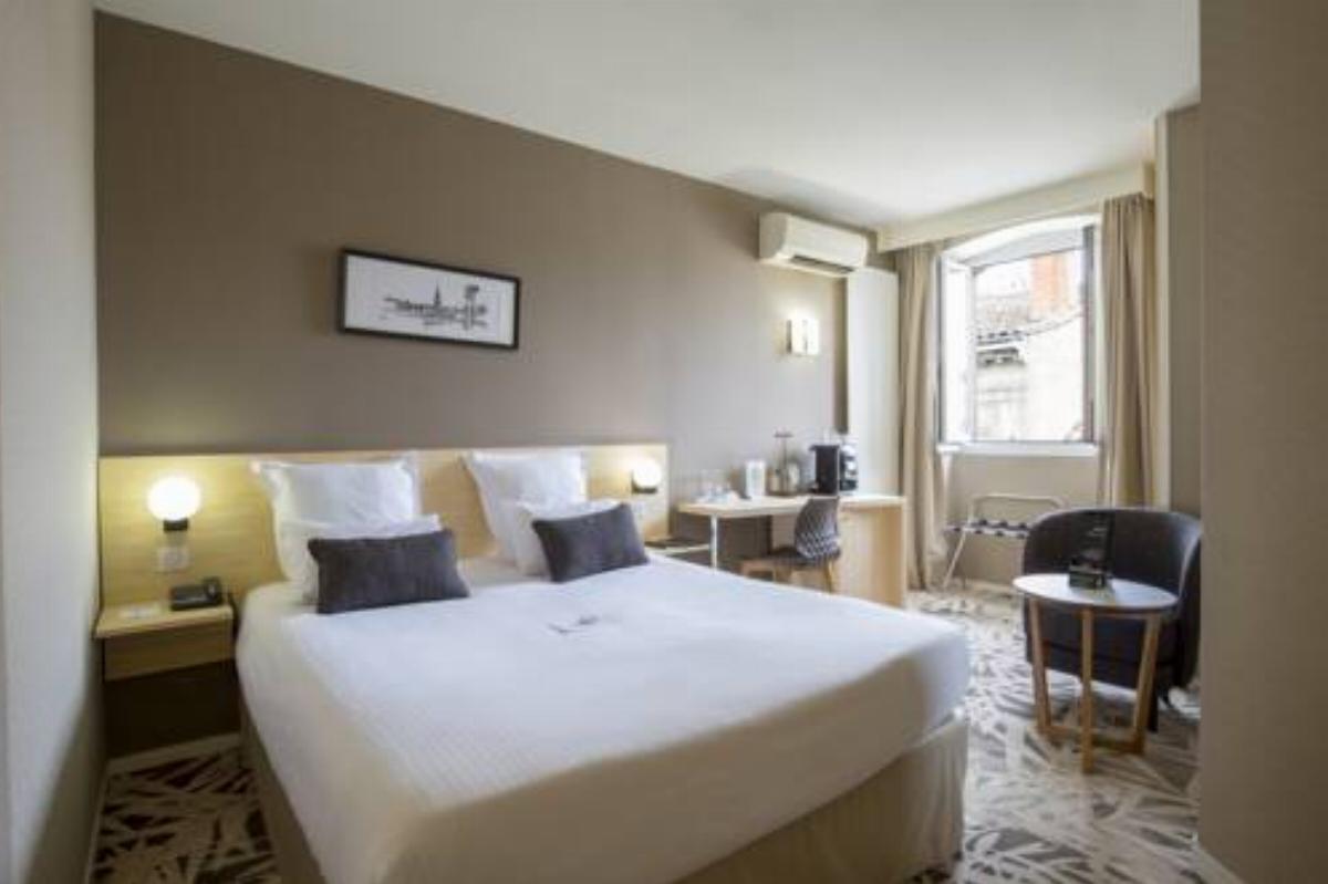 Best Western Grand Hotel Francais Hotel Bordeaux France Overview