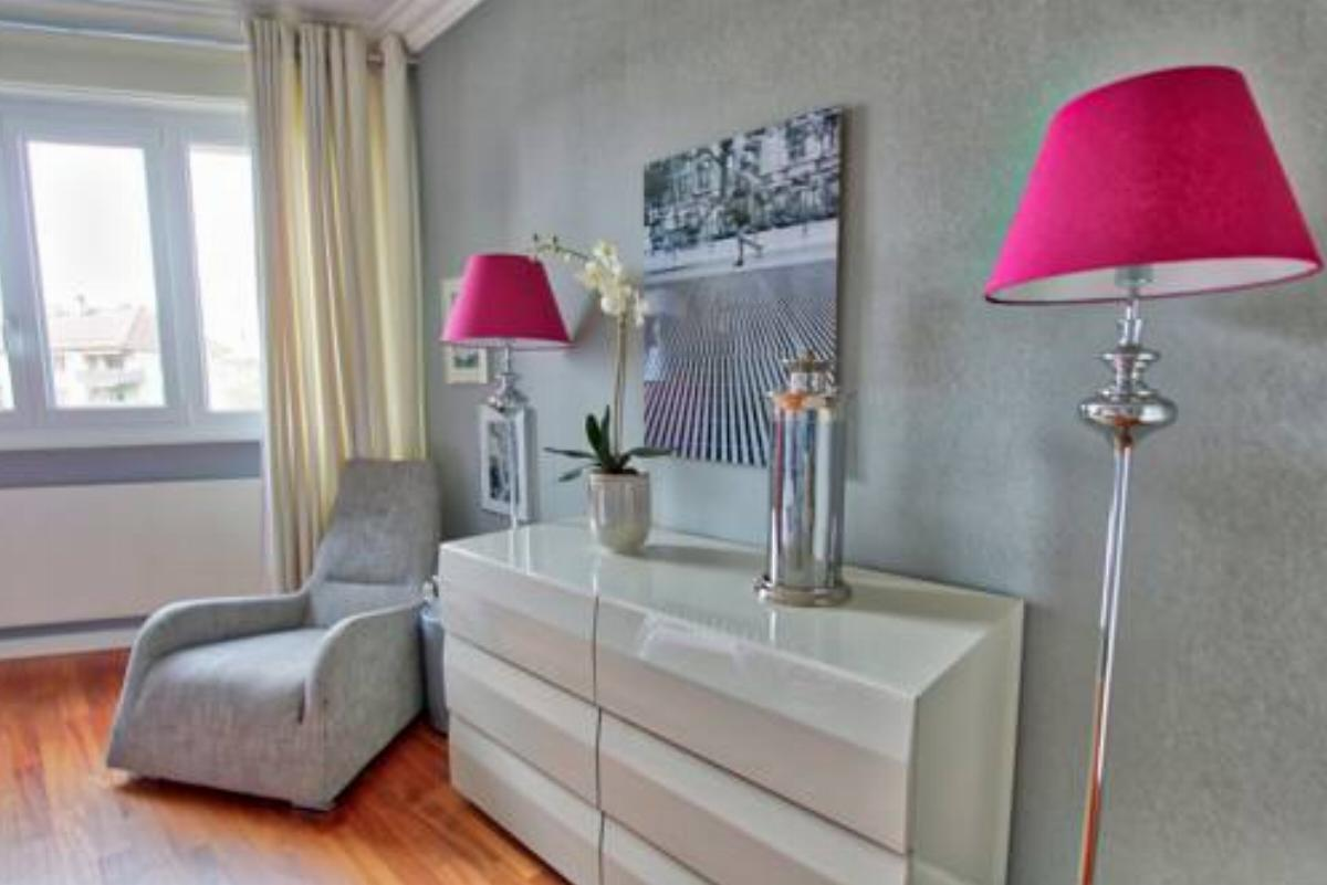 Boutique appartment Hotel Geneva Switzerland