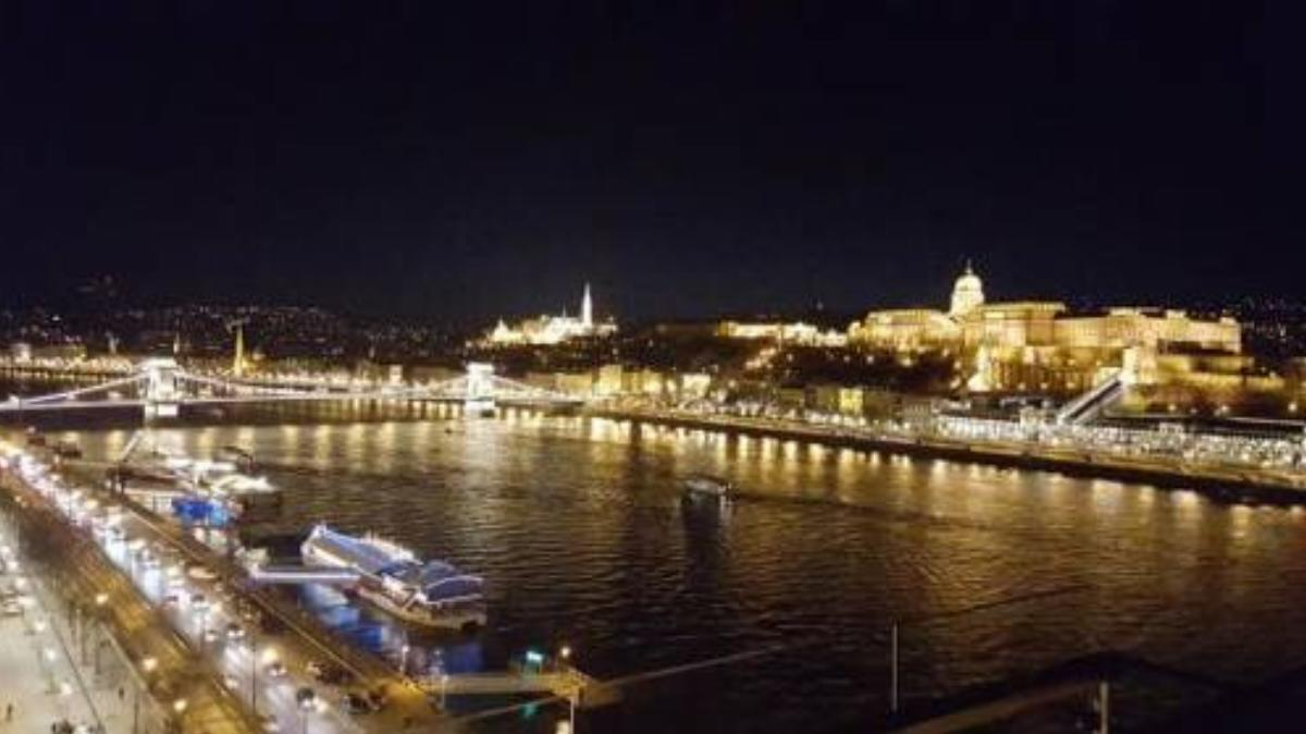 Budapest River View Apartment Hotel Budapest Hungary