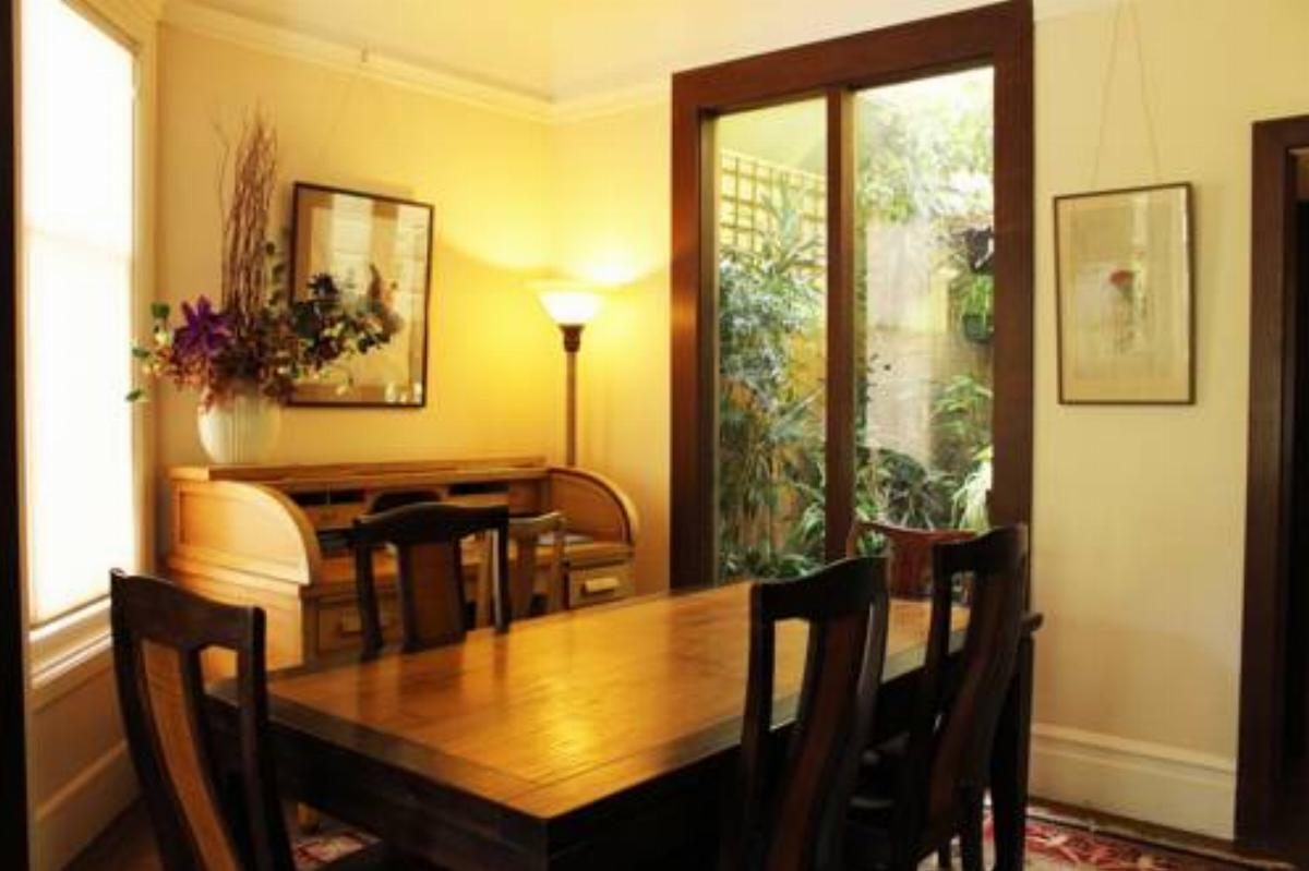 Buena Vista West House 783 Hotel San Francisco Usa Overview