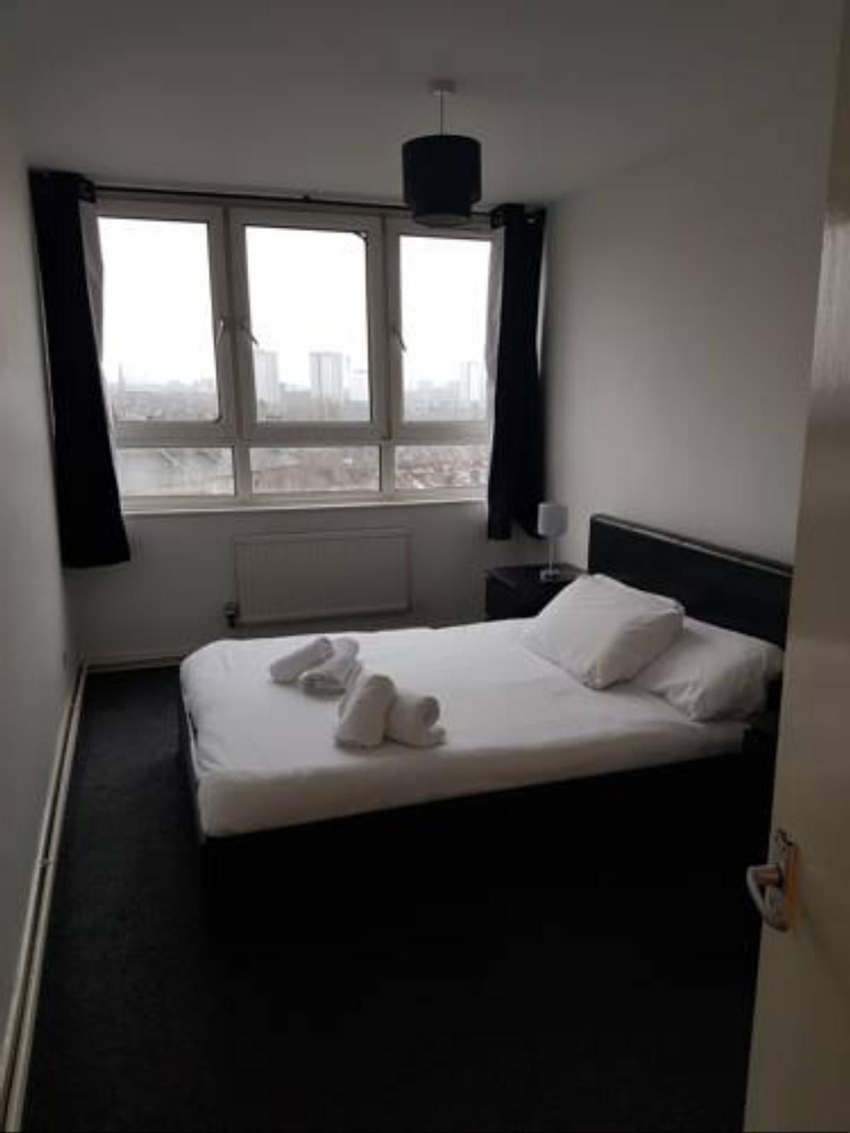 Center Apartment Hotel, London, United Kingdom - overview