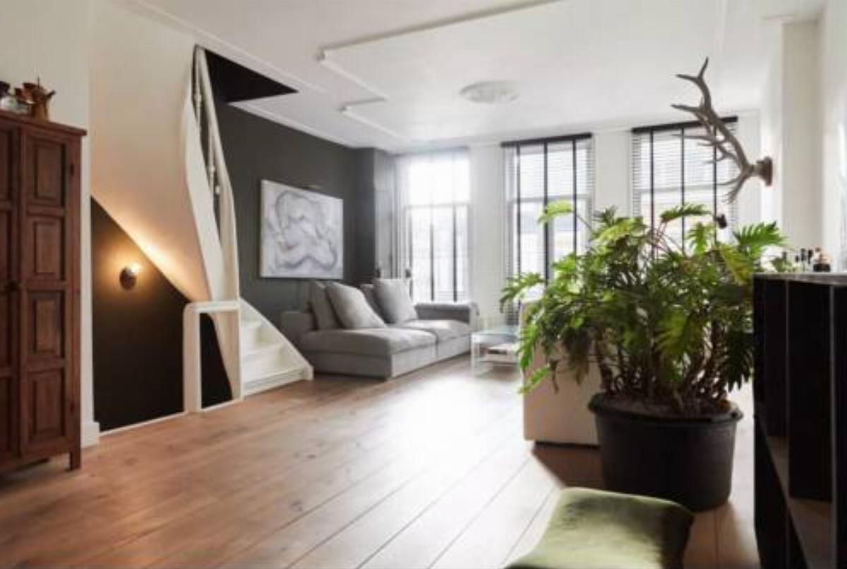 Charming apartment with rooftop Hotel Amsterdam Netherlands