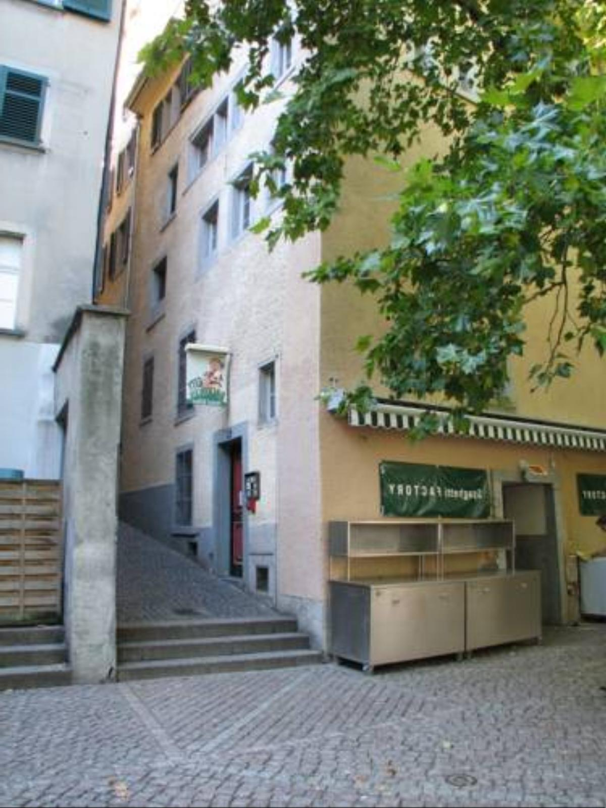City Backpacker Biber Hotel Zürich Switzerland