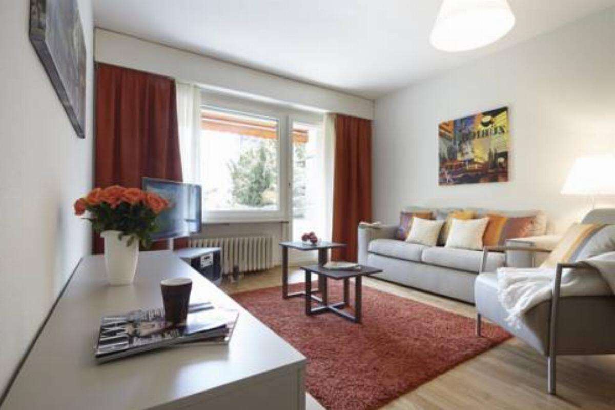 City Stay Furnished Apartments - Nordstrasse Hotel Zürich Switzerland