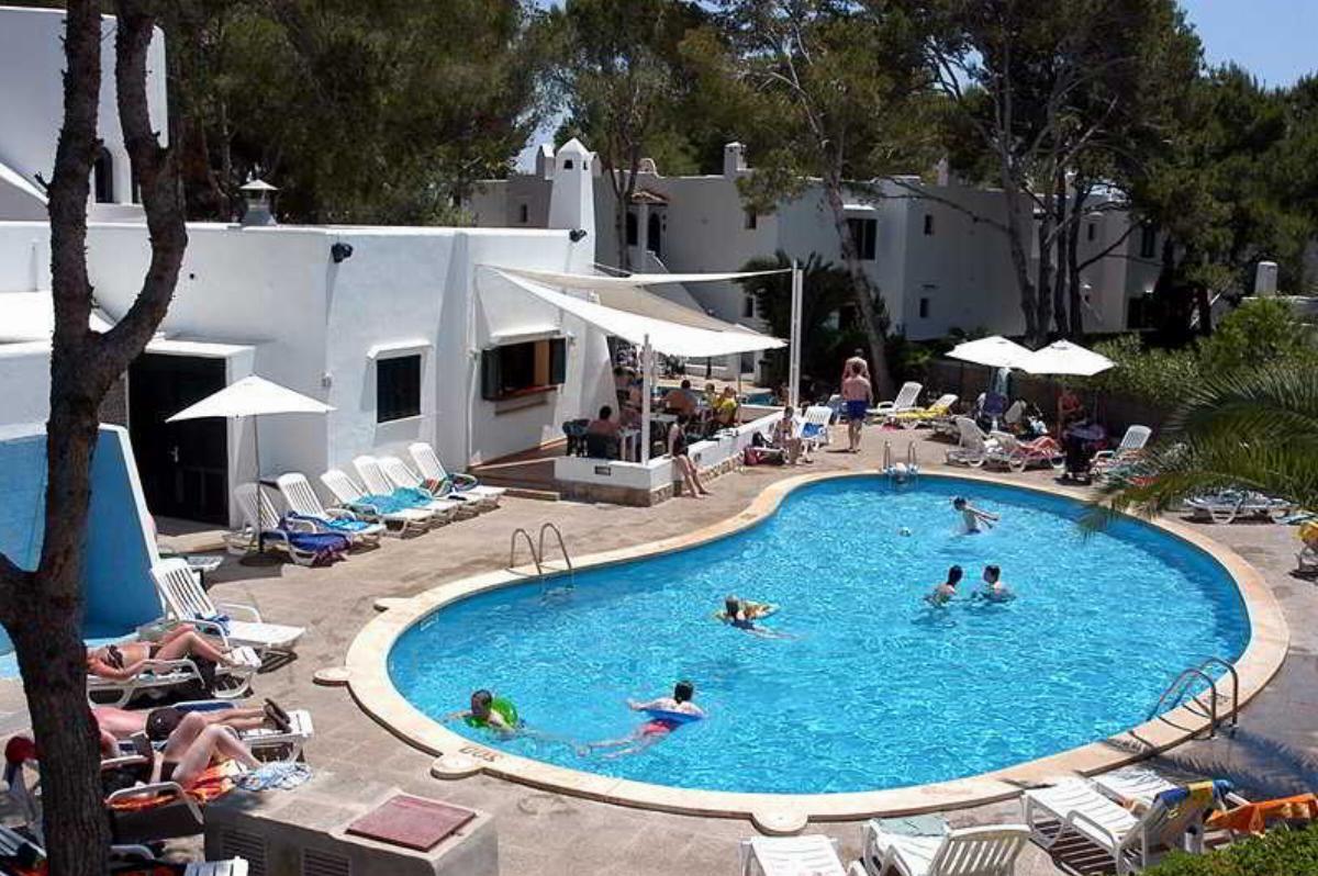 Club Cala D'or Park Apts. Hotel, Majorca, Spain - overview