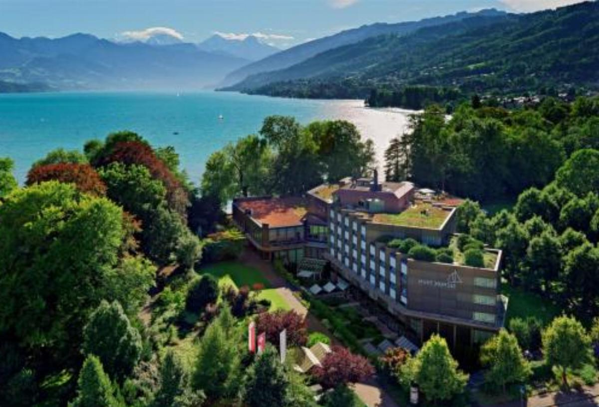 Congress Hotel Seepark Hotel Thun Switzerland
