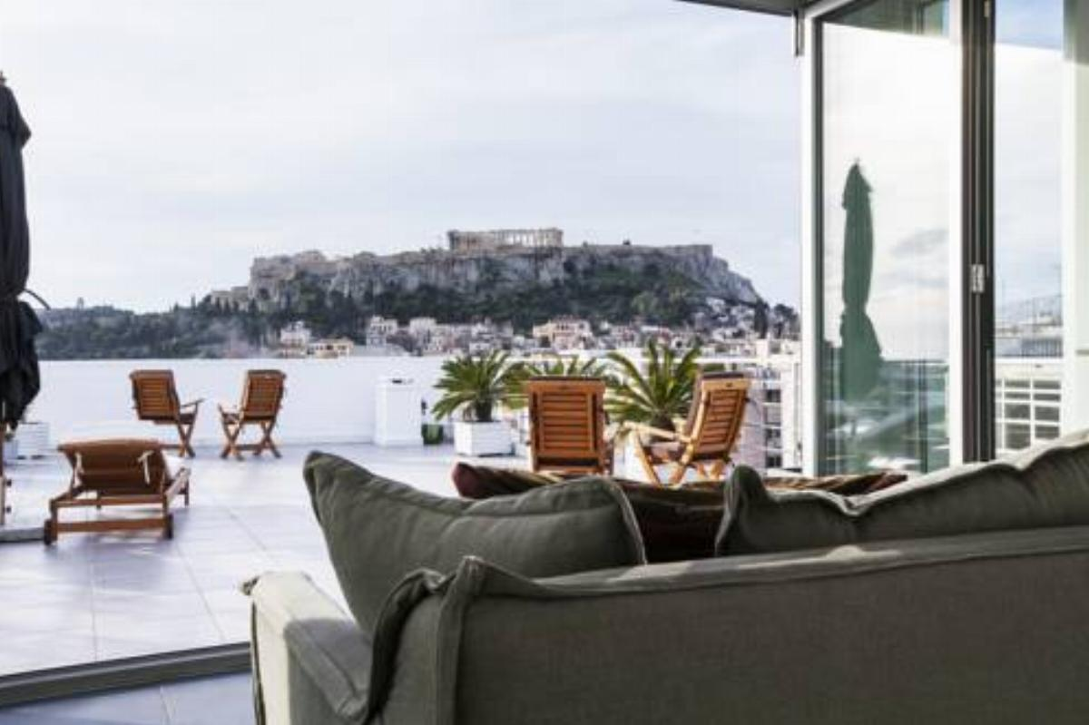 Contemporary Parthenon Hotel Athens Greece