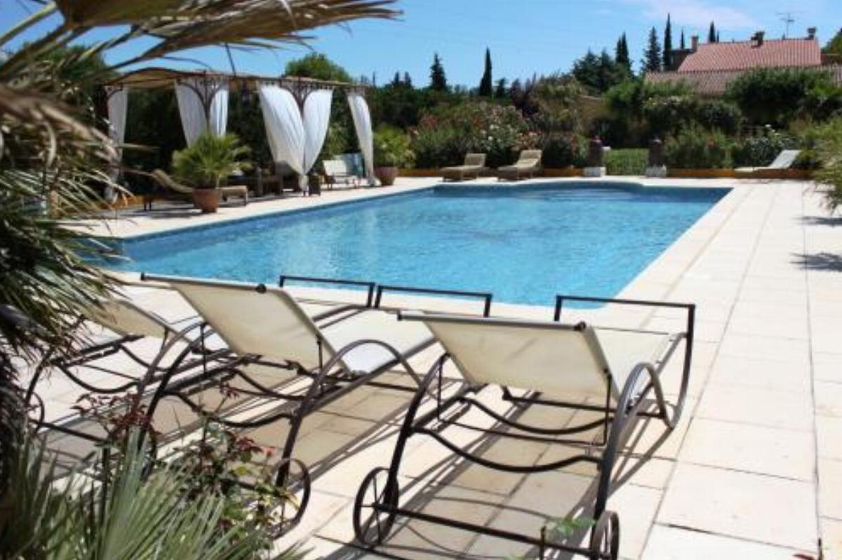 Domaine la Chamade Hotel Carpentras France
