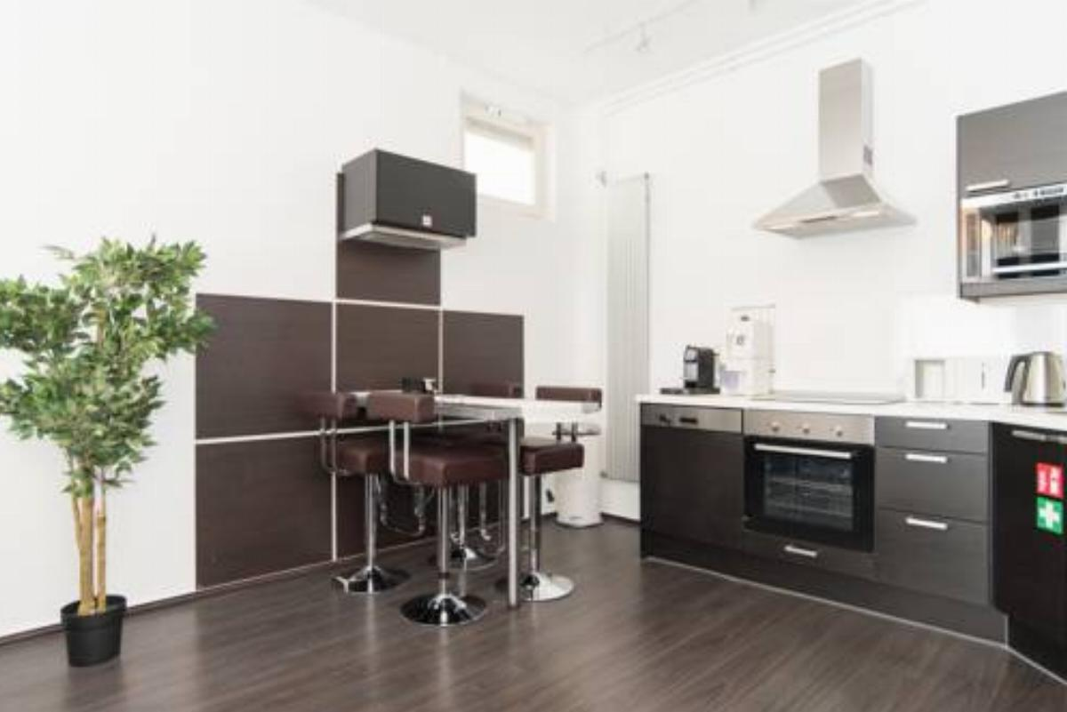 Downtown 1 bedroom Apartment Hotel Amsterdam Netherlands