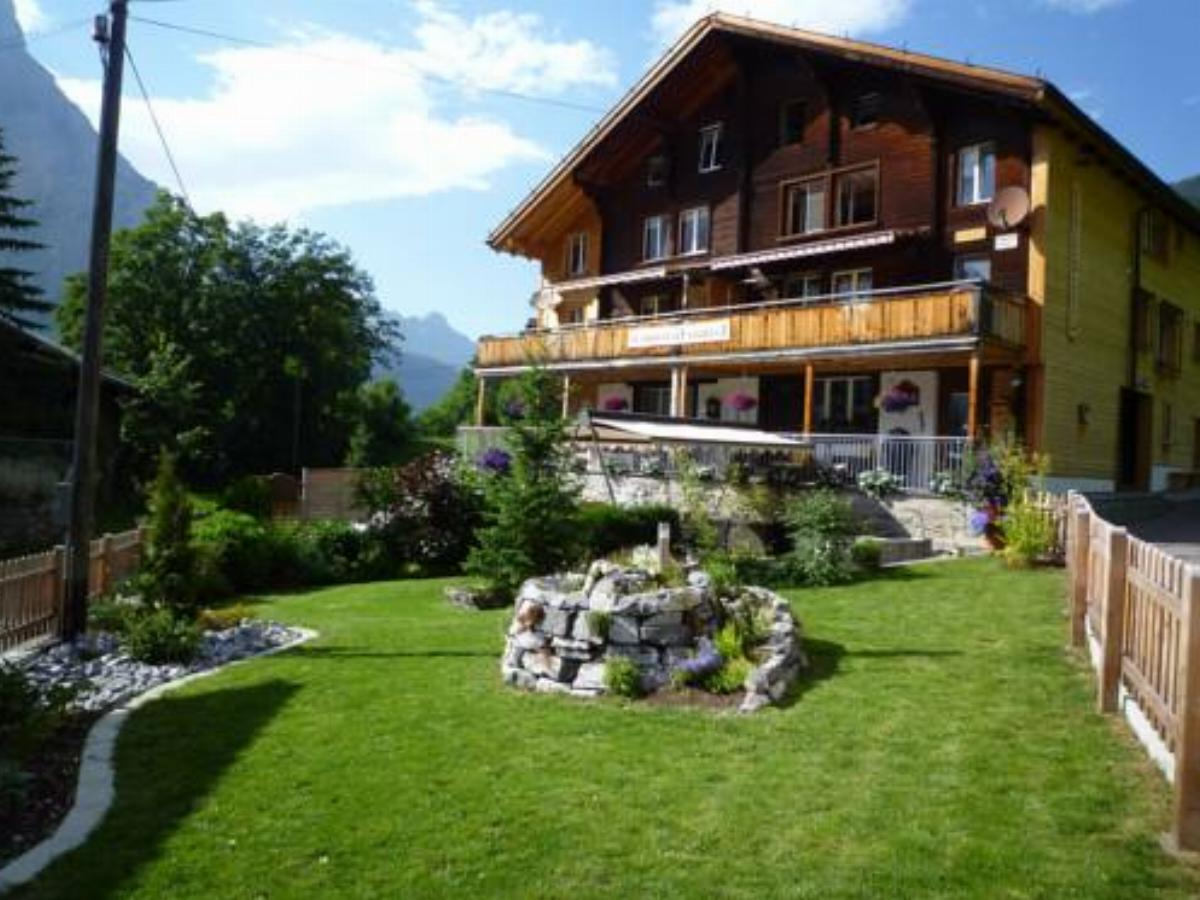 Esther's Guesthouse Hotel Gimmelwald Switzerland