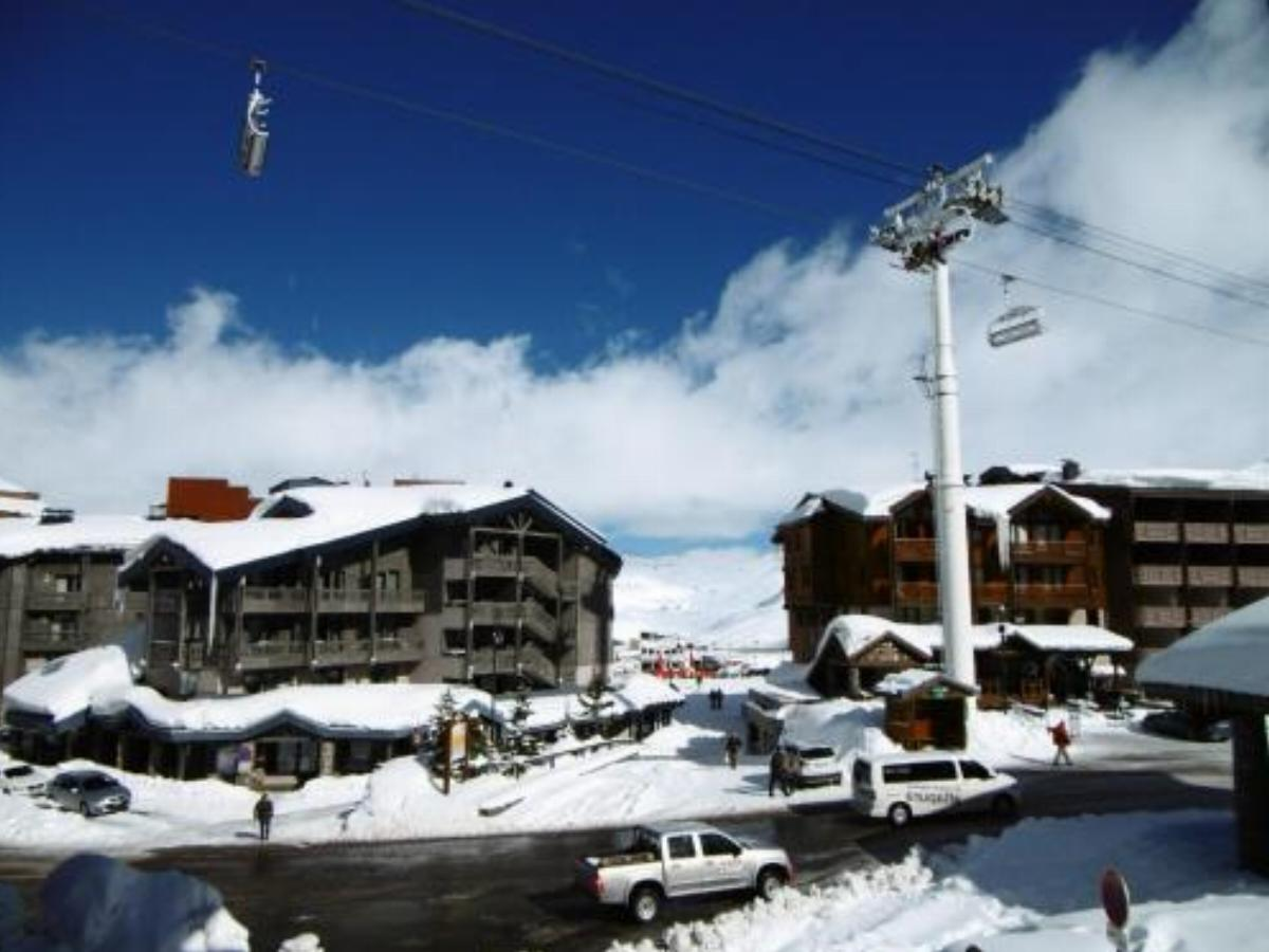 Eterlous Hotel Val Thorens France