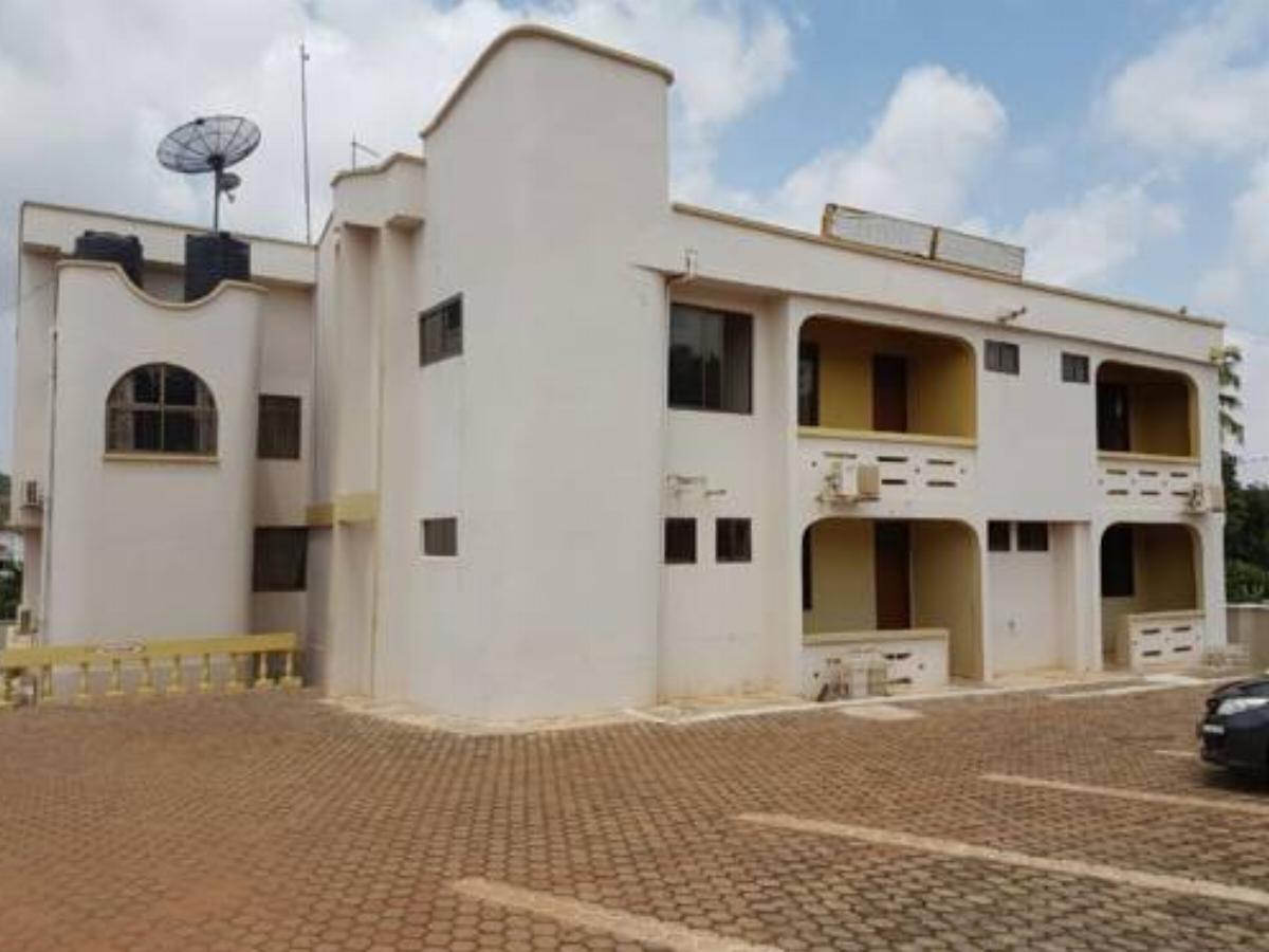 Fetondia Hotel Hotel, Kumasi, Ghana - overview