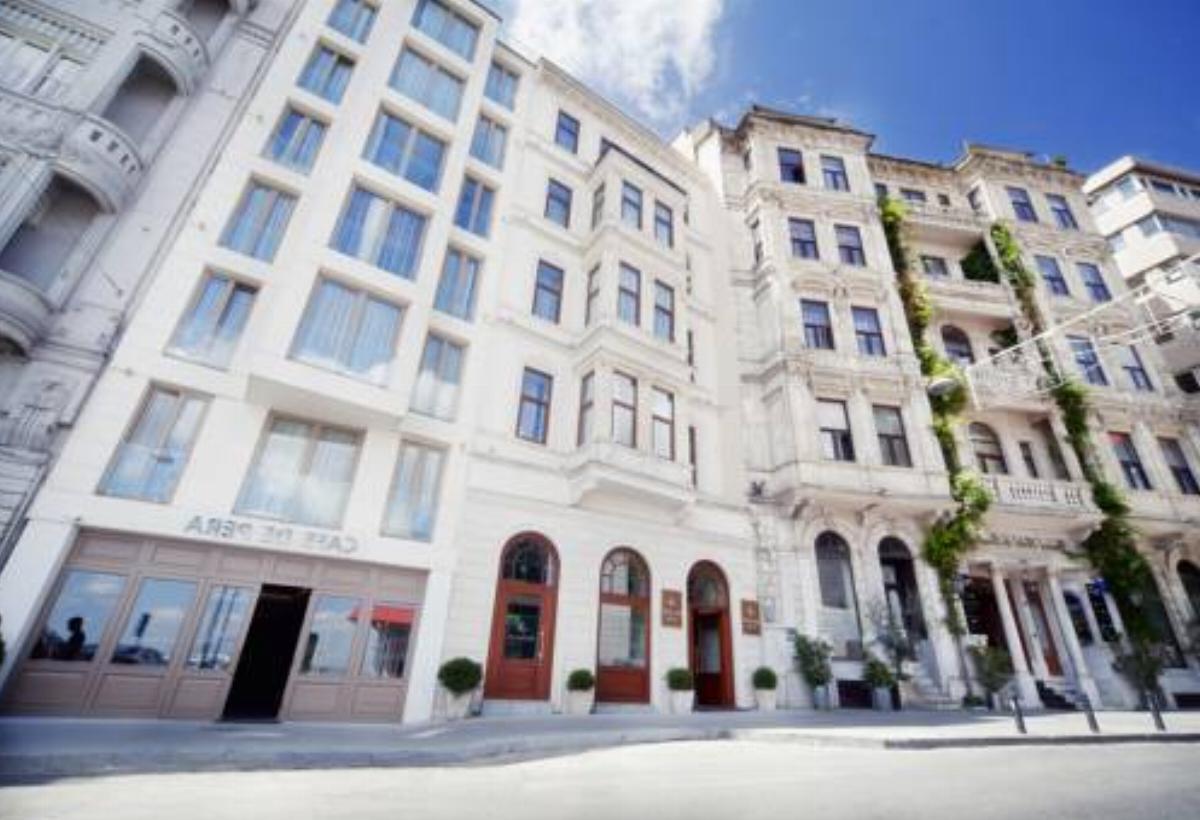 Grand Hotel De Pera Hotel Istanbul Turkey Overview
